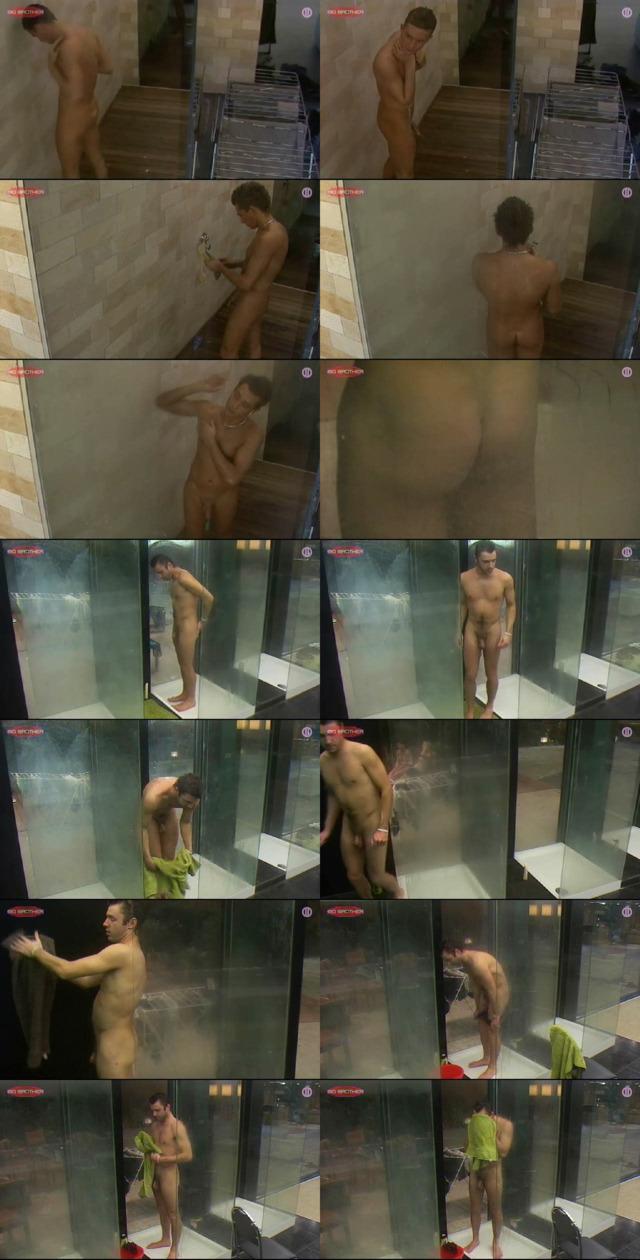 belgium big brother guys naked shower