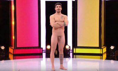 straight italian guy naked on tv dating show