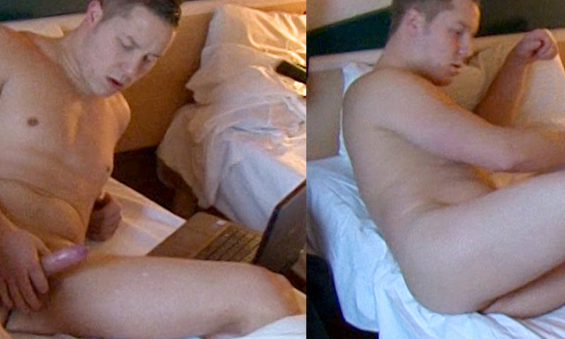 straight room mate caught wanking in bedroom