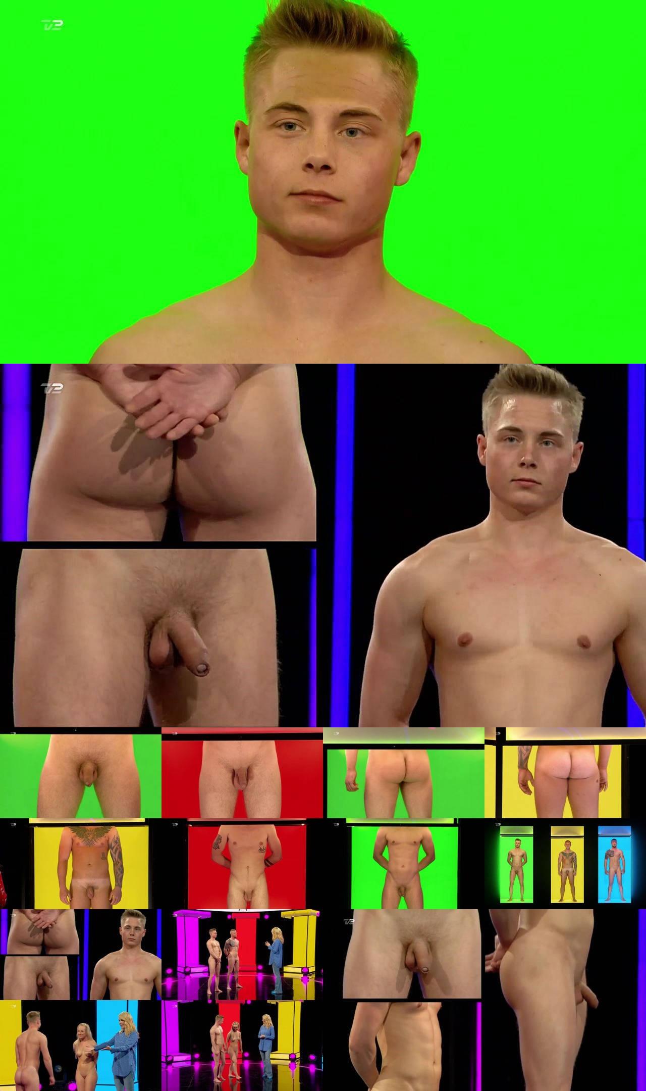 danish guys naked on tv dating show