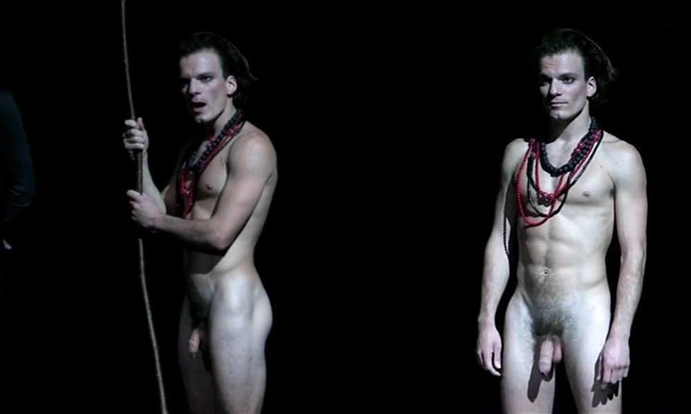 Maxime Le Gac Olanie full frontal naked