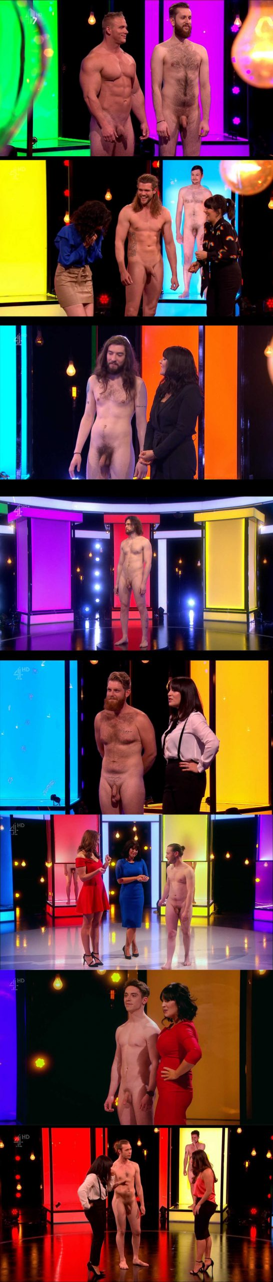guys full frontal naked on tv naked attraction