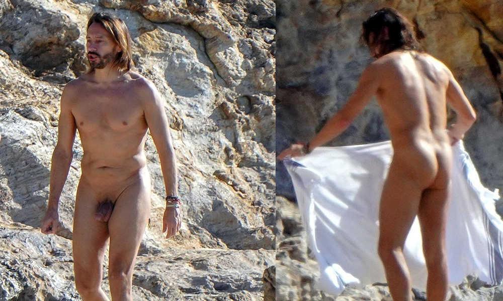 bob sinclar caught naked
