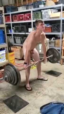 naked weight lifting 3