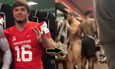 derek parrish accidental exposure in locker room