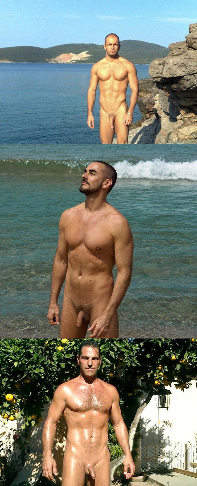 voyeur naked men