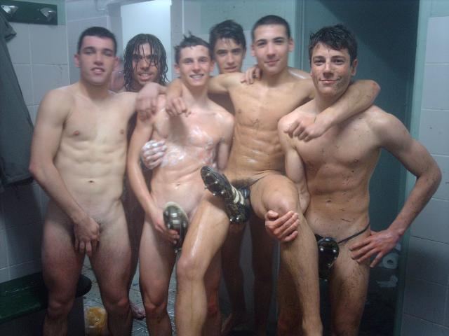 guy left out naked