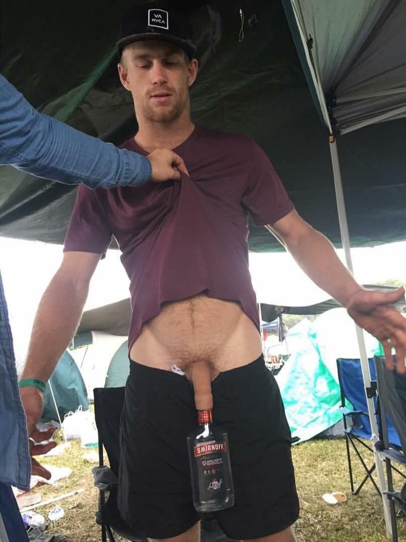Big cock straight guy