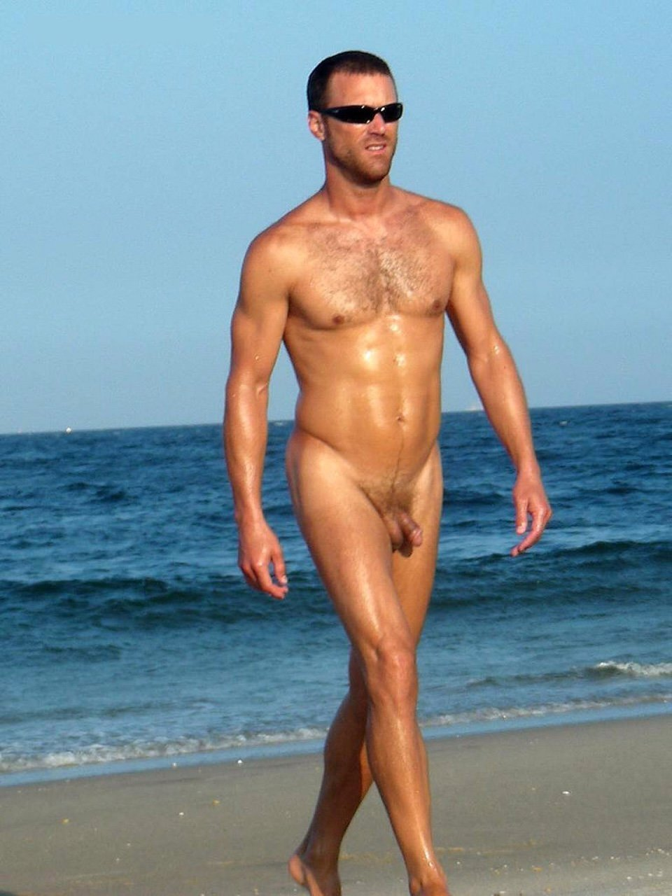 nude men on beach videos
