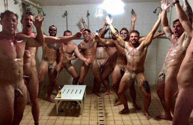 Hot naked men completely till foot gay