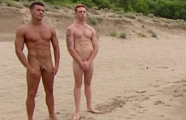 reality tv nude men