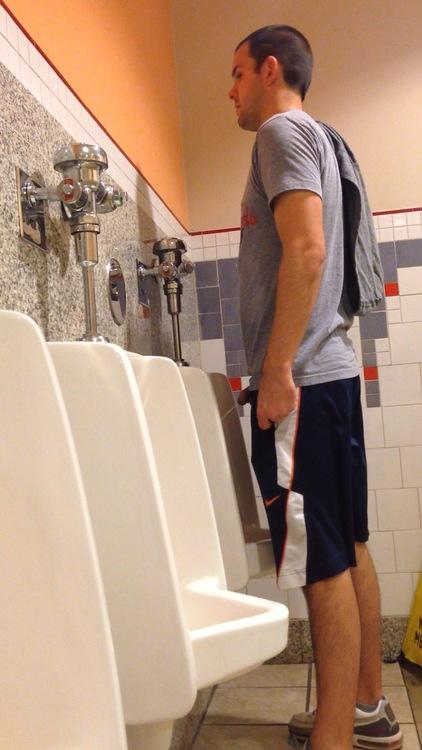 Spy cam urinal