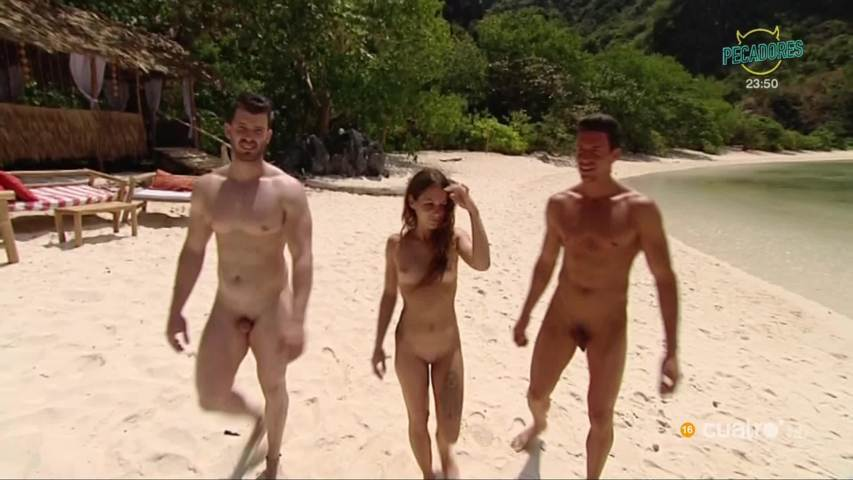 Naked and afraid fully nude