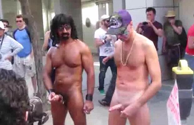 gay public jack off