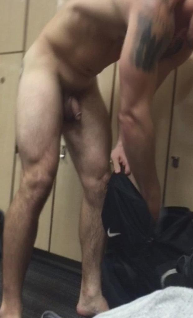 locker room big dick