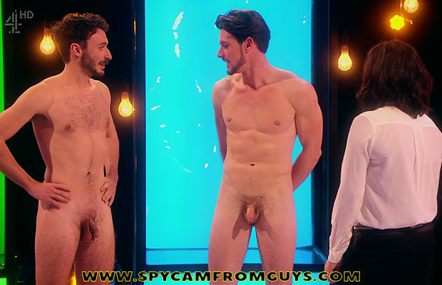 Two Straight Guys Naked On Tv  Spycamfromguys, Hidden -8348