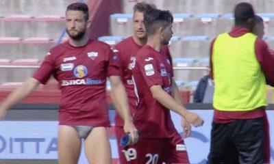 footballer bulge underwear