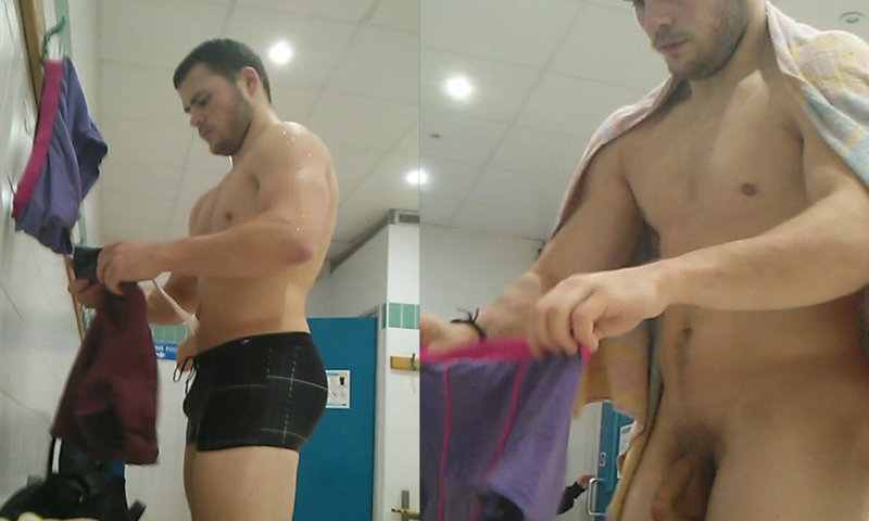 gay locker room spy cam