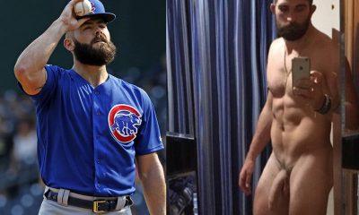 baseball player jake arrieta naked dick selfie