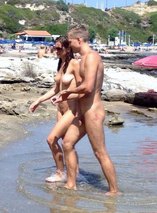 uncut nudists
