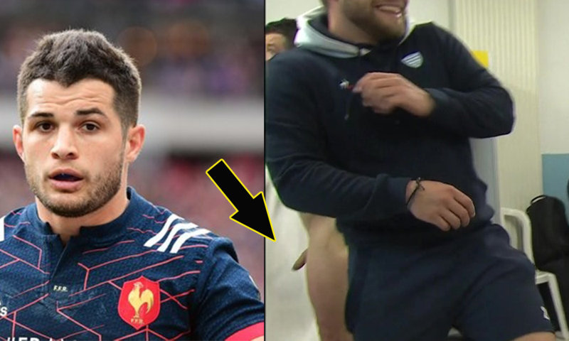 rugby player brice dulin accidentally caught naked in locker room