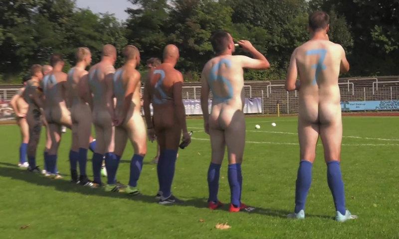 naked football game