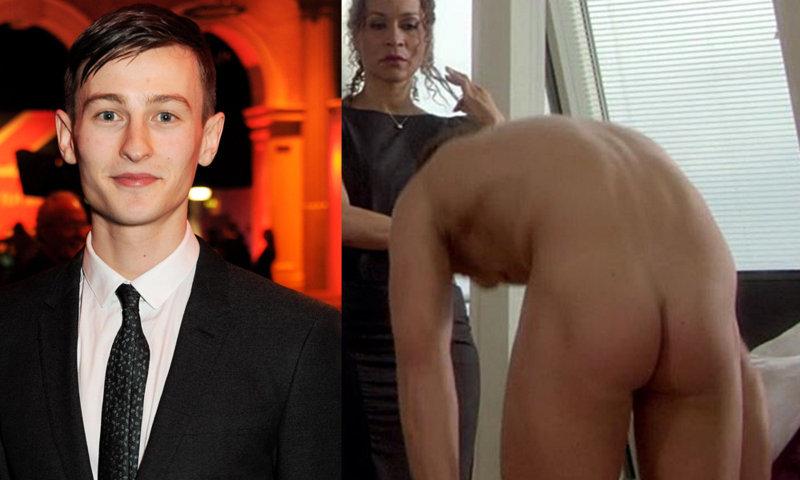 Elliott Tittensor full frontal naked in shameless