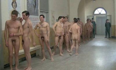 guys full frontal naked italian movie