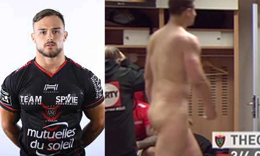 rugby player julien ory caught naked in locker room